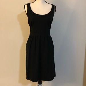 Cynthia Rowley Black Dress (WITH POCKETS!)
